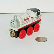 Thomas & Friends Wooden Train Tank Engine Talking Railway RFID Stanley Gold Mags