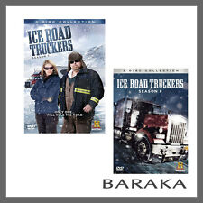 Ice Road Truckers - The Complete Season Series 7 & 8 DVD New R4