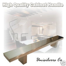 """20"""" Stainless Steel Finish Kitchen Cabinet Pull Handle"""