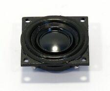 Visaton K 23 Sq Miniature Speaker 8 Ohm Small Speaker 1Paar