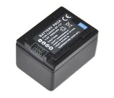 New 2 piece BP-727 BP-718 camera Battery For Canon VIXIA HF R32 R300 M52 high