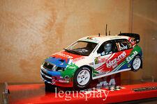 Slot SCX Scalextric 64590 Skoda Fabia WRC Duval - New