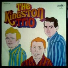 THE KINGSTON TRIO - SPAIN LP Coral / Movieplay 1969 - Near Mint / Como Nuevo