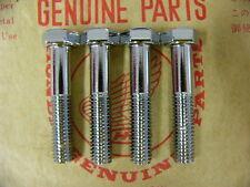Honda CB 750 Four K0 K1 K2 Schrauben Set für Lenkerhalter 93101-08040-0B