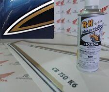 Lack Lacksatz Planet Blue Metallic Honda CB 750 Four K6 Paint Kit + Decal SOHC
