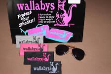 WALLABY SOFT WRAP AROUND EYEGLASS CASE