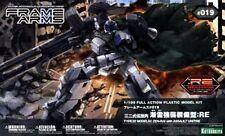 Frame Arms #019 Zen-Rai with Assault Unit:Re 1/100 Model Kit Kotobukiya New F/S