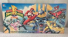 1993 Vintage Mighty Morphin POWER RANGERS BOARD GAME Milton Bradley