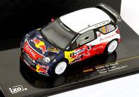 IXO 1:43 Citroen DS3 WRC - Sebastien Loeb - Monza Rally 2011 - New