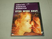 Eyes Wide Shut (Dvd, 2000) Stanley Kubrick Tom Cruise Nicole Kidman New *Read