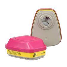 3M 60923 Organic Vapor/Acid gas Cartridge P1Oo *2Pack*