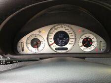 Orig. Mercedes-Benz AMG CLK 55 W209 Tacho Km/h 320 Kombiinstrument