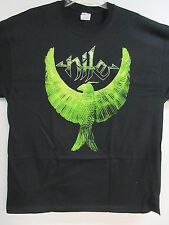NEW - NILE AGUILA TOUR 2014 BAND / CONCERT / MUSIC T-SHIRT EXTRA LARGE