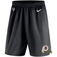 New 2019 Nike Washington Redskins Coaches Performance Dri-FIT Training Shorts