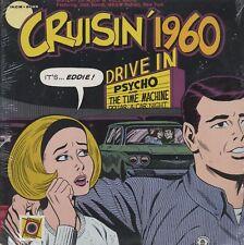 SEALED NEW LP Elvis Presley, The Drifters, Duane Eddy, Etc. - Cruisin' 1960