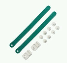 Straps for plastic clogs