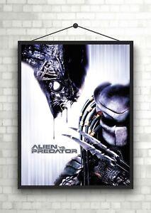 Alien Vs Predator Classic Large Movie Poster Art Print A0 A1 A2 A3 A4 Maxi