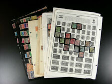Collection of INDIA & STATES stamps in pages  G972