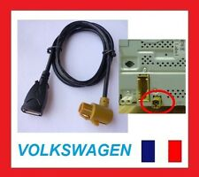 USB Cable Adapter for RCD510 VW GOLF JETTA MK5 MK6 Vento Passat Polo