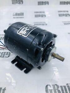 BODINE ELECTRIC SERIES AC MOTOR 1/60 HP 1500 RPM NCI-13