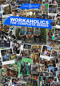 Workaholics: The Complete Series [New DVD] Boxed Set, Dolby, Subtitled, Widesc