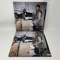 6LACK Black - East Atlanta Love Letter Vinyl Record LP Signed Autographed Copy