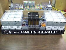 Soodhalter Plastic Inc. Large Lot of Plastic Party Utensils 96 Pc. Set
