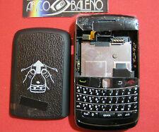 COVER GUSCIO ORIGINALE per BLACKBERRY BOLD 9700 +FLIP BATTERIA TELAIO CHASSIS