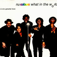 Nu Colours - What In The World (CD)