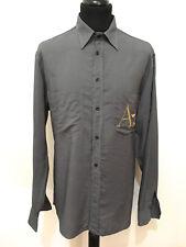 GIORGIO ARMANI Camicia Uomo Viscosa Rayon Man Shirt Sz.XL - 52