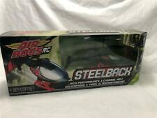 Air Hogs RC Steelback Helicopter High Performance 3 Channel Heli NEW in Box