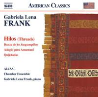 Gabriela Lena Frank : Gabriela Lena Frank: Hilos CD (2011) ***NEW*** Great Value