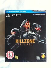 Killzone Trilogy Specia Box Set Sony PS3 Playstation 3 *PAL* BRAND NEW