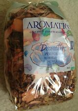 NEW Aromatics FLORAL TAPESTRY Bagged Potpourri - Purple/Pink/Yellow/Brown