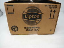 Lipton Black Unsweetened Iced Tea Bags Made with Tea Leaves Sourced from