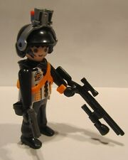 Playmobil / 1 Top Agent Figur / Exclusive / Neu , unbespielt