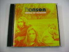 HANSON - MIDDLE OF NOWHERE - CD EXCELLENT CONDITION 1997