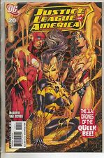 DC Comics Justice League Of America Vol 4 #20 June 2008 NM