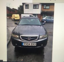 Honda accord 2004, Diesel , 2.2, good condition, leather seats, Estate