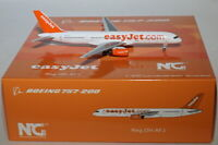 NG Model 53058 Boeing 757-28A Easyjet OH-AFJ in 1:400 scale