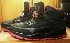 Jordan Winterized Spizike Black/Red BRED SZ 7 US 375356-002