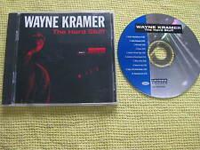 Wayne Krammer The Hard Stuff CD Album MINT Hard Rock Punk (86447-2).