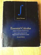 Essential Calculus - James Stewart