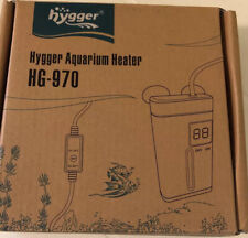 Hygger Aquarium Heater Hg 970 In Box With Instructions