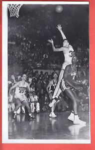 1955  SAN FRANCISCO DONS   BILL RUSSELL  VS OREGON STATE  NCAA TOURNEY