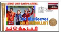 ED MCKEEVER 2012 OLYMPIC BRITISH KAYAK GOLD MEDAL COV