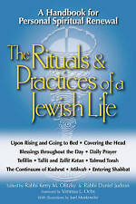 The Rituals & Practices of a Jewish Life: A Handbook for Personal Spiritual Rene