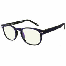 +1.5 Polinelli Reading Glasses, Purple / Black Frame, Fashion, Computer, Readers