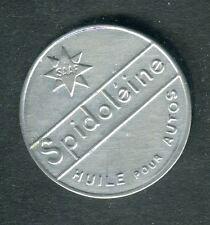 Variété Timbre monnaie France Spidoléine avec semeuse N° 138