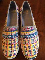 Pretty! Women's Keds Malhia Kent Slip-on Shoes Size 10 New!!